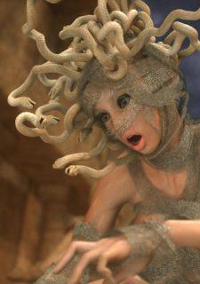 Namijr- The Adventures of John Snake Medusa image 15