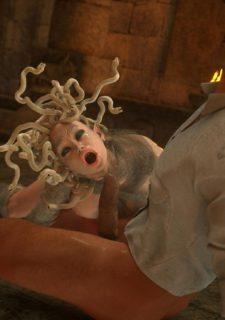 Namijr- The Adventures of John Snake Medusa image 18