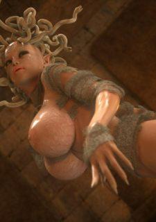Namijr- The Adventures of John Snake Medusa image 25