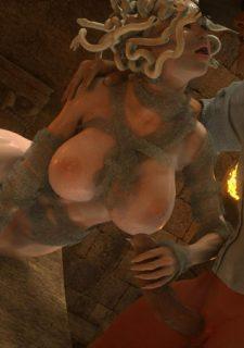 Namijr- The Adventures of John Snake Medusa image 33