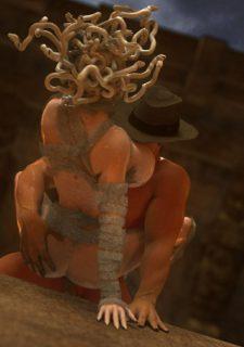 Namijr- The Adventures of John Snake Medusa image 39