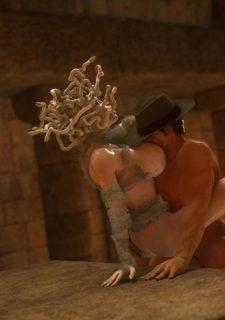 Namijr- The Adventures of John Snake Medusa image 40