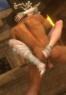 Namijr- The Adventures of John Snake Medusa image 43
