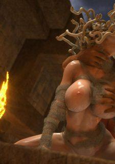 Namijr- The Adventures of John Snake Medusa image 54