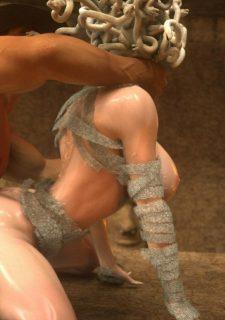 Namijr- The Adventures of John Snake Medusa image 56