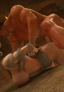 Namijr- The Adventures of John Snake Medusa image 62