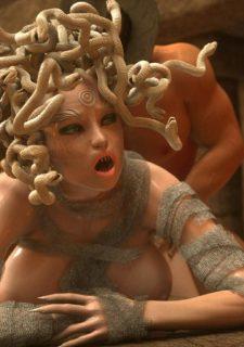 Namijr- The Adventures of John Snake Medusa image 69