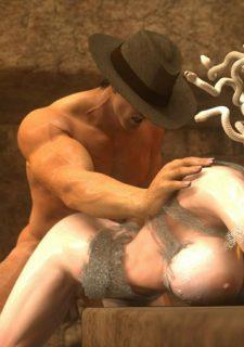 Namijr- The Adventures of John Snake Medusa image 71