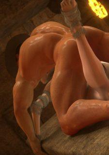 Namijr- The Adventures of John Snake Medusa image 86