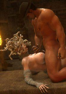 Namijr- The Adventures of John Snake Medusa image 95