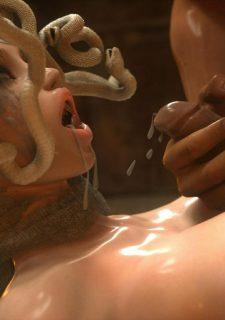 Namijr- The Adventures of John Snake Medusa image 96