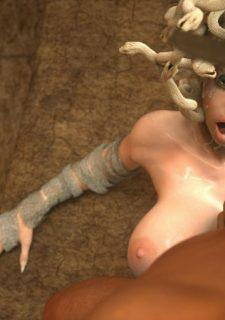 Namijr- The Adventures of John Snake Medusa image 99