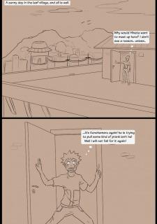 Naruto & Hinata Sunbathing Experience image 03