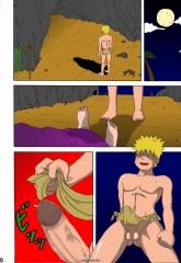 Naruto- Jungle Party image 8