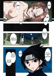 Naruto-Sakurasaku Hentai(English) image 04