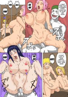 Naruto- Tsunade's Lewd Prison image 34