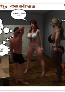 Naughty Desires- Nyom image 12