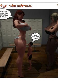 Naughty Desires- Nyom image 21