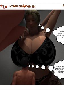 Naughty Desires- Nyom image 33