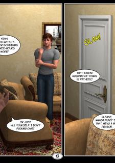 [PILTIKITRON]My Neighbor's Cock-Part 1 image 14