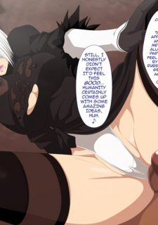Nier automata- Erotic Costume Freek Vol. 54 image 9