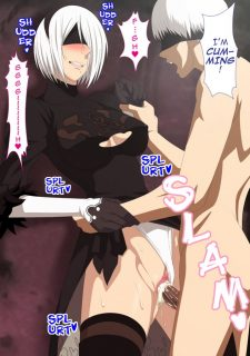 Nier automata- Erotic Costume Freek Vol. 54 image 22