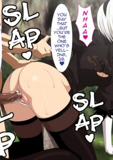 Nier automata- Erotic Costume Freek Vol. 54 image 24