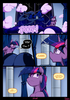 Night Mares V- My Little Pony porn comics 8 muses