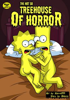 Not so Treehouse of Horror- The Simpsons image 2