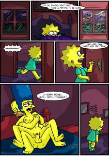 Not so Treehouse of Horror- The Simpsons image 3