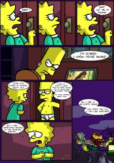 Not so Treehouse of Horror- The Simpsons image 5