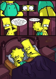 Not so Treehouse of Horror- The Simpsons image 6