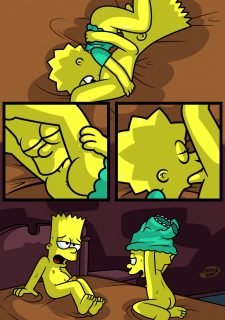 Not so Treehouse of Horror- The Simpsons image 8
