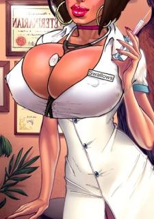 Interracial Ivana Nurse Fucked- John Persons porn comics 8 muses