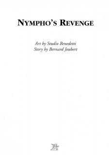 Nympho's Revenge- Studio Benedetti image 2