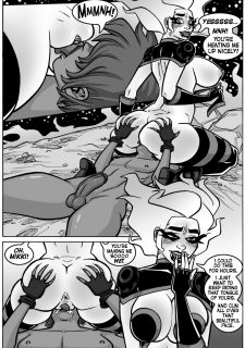 Black Comet Pirates porn comics 8 muses