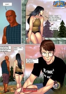 Oh Familia ! 4 English- Seiren porn comics 8 muses