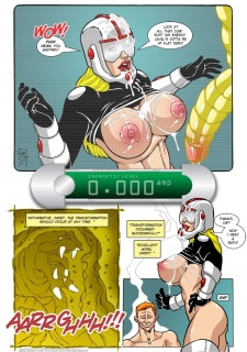Omega Fighters 15-16 porn comics 8 muses