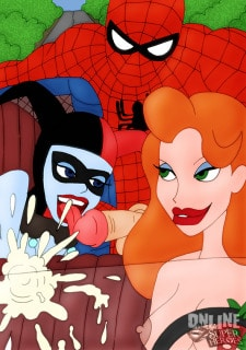 Online Superheroes- Spider-Man image 12