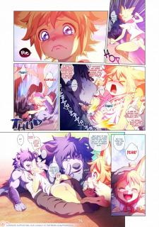 Arcana Tales Chapter 2 porn comics 8 muses
