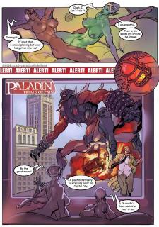 Paladin in Short Circuit 2 image 06