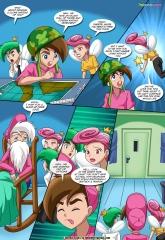 FOP A Last Wish- Palcomix image 08