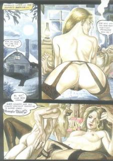 Pandora's Box-Simpson Doujin porn comics 8 muses