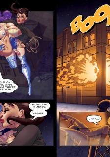 Phantom Futa- Going Out With Bang porn comics 8 muses