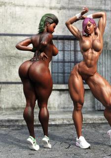 Physical Training- Zz2tommy image 2