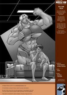 Pillow Talk 01 – Muscle Fan image 2