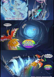 Pokemon- Silver Soul # 1 image 106