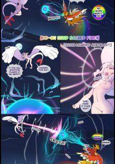 Pokemon- Silver Soul # 1 image 108