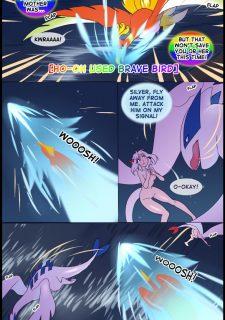 Pokemon- Silver Soul # 1 image 113