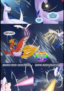 Pokemon- Silver Soul # 1 image 114
